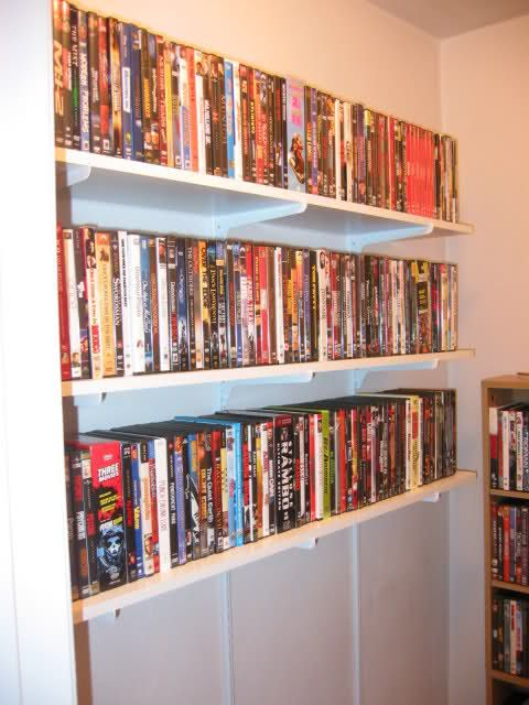 your enormous dvd collection forever always i ll love you in rh pinterest com