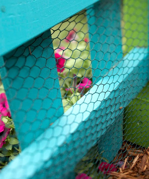 Vegetable Garden Fence Ideas Rabbit
