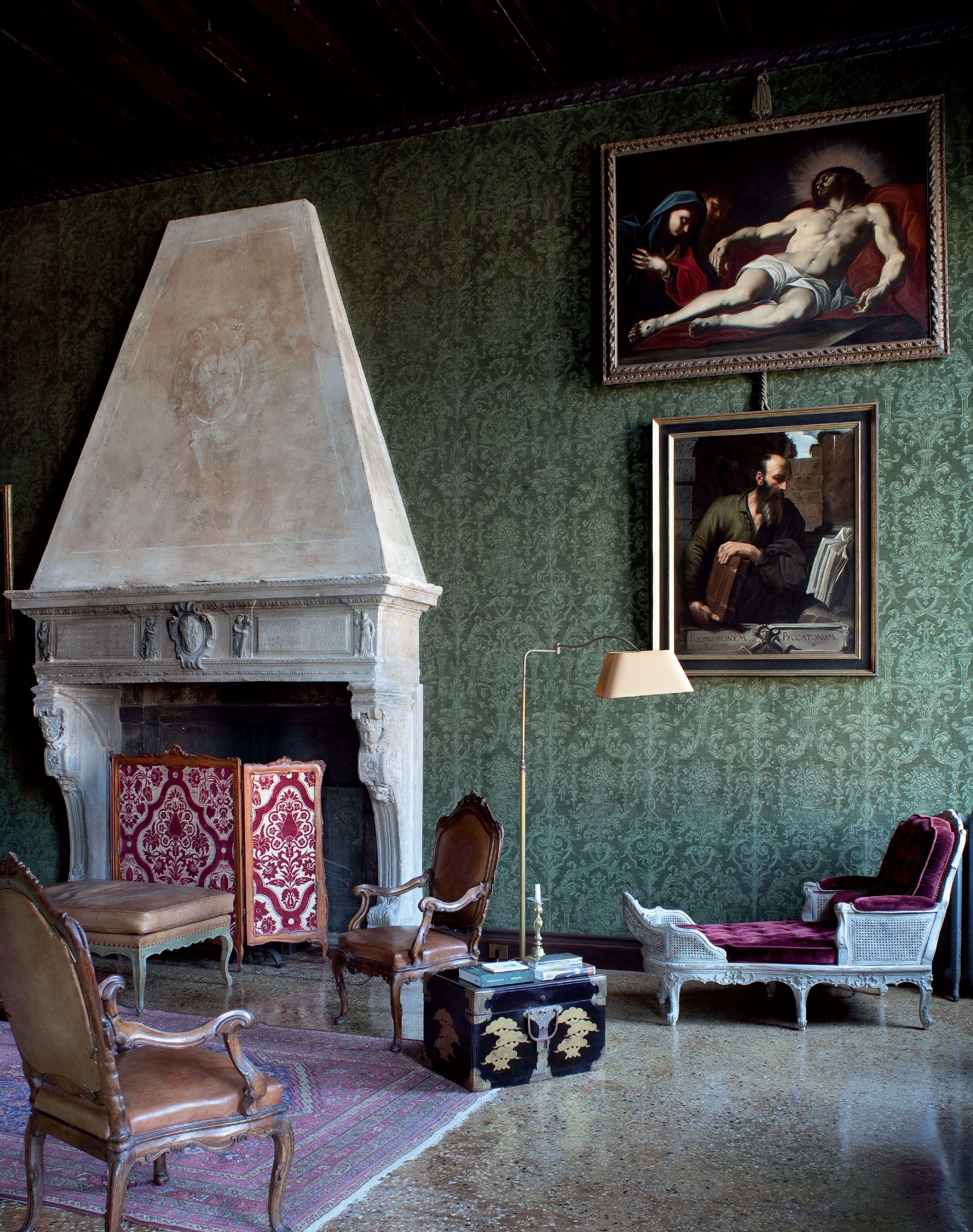 Inside Venice Book Tour Italian Palazzos