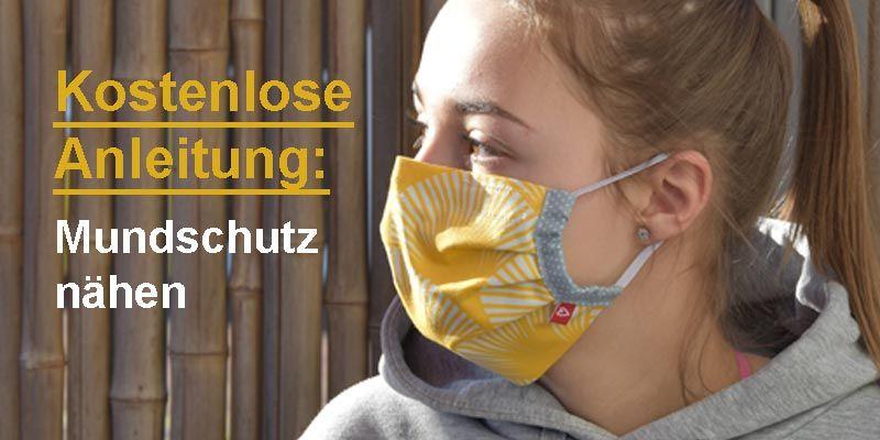 Photo of Mundschutz nähen – kostenlose Anleitung