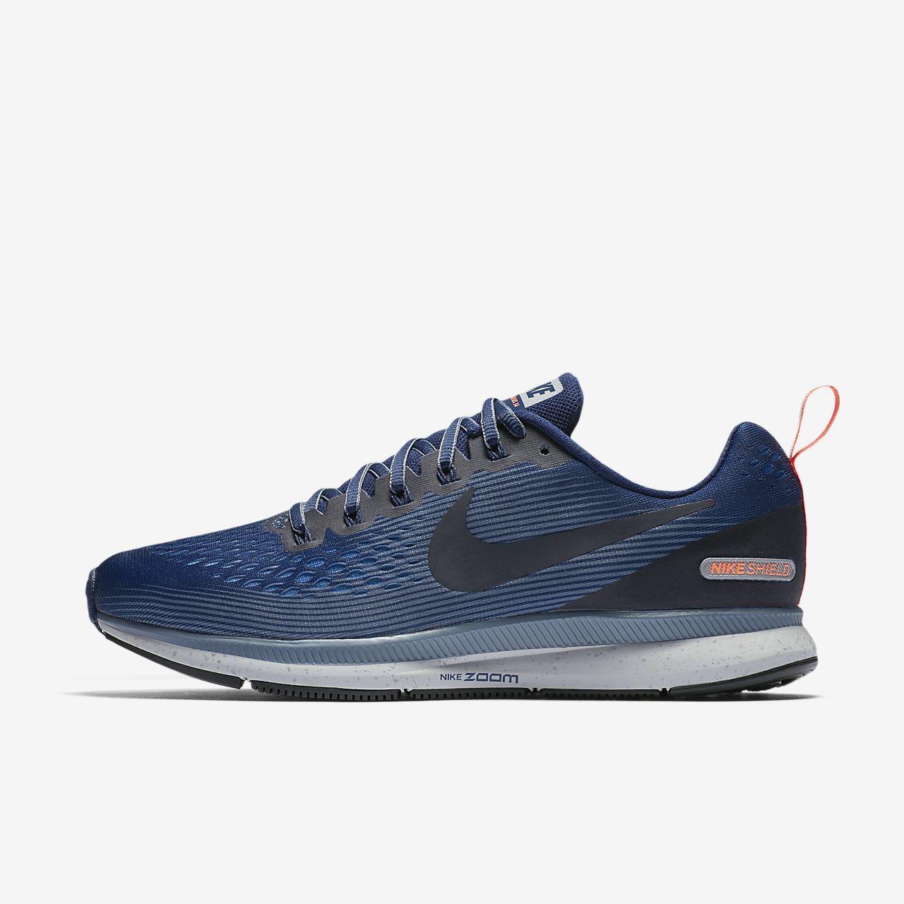 Nike Air Zoom Pegasus 34 Shield Men S Running Shoe Running Shoes For Men Sneakers Sneakers Fashion