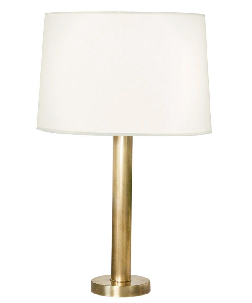 Taft Table Lamp Brass will accept