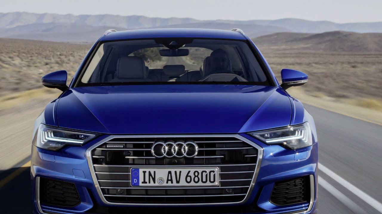pin by carnews reviewprice on 2019 audi a6 avant wagon revealed rh pinterest com