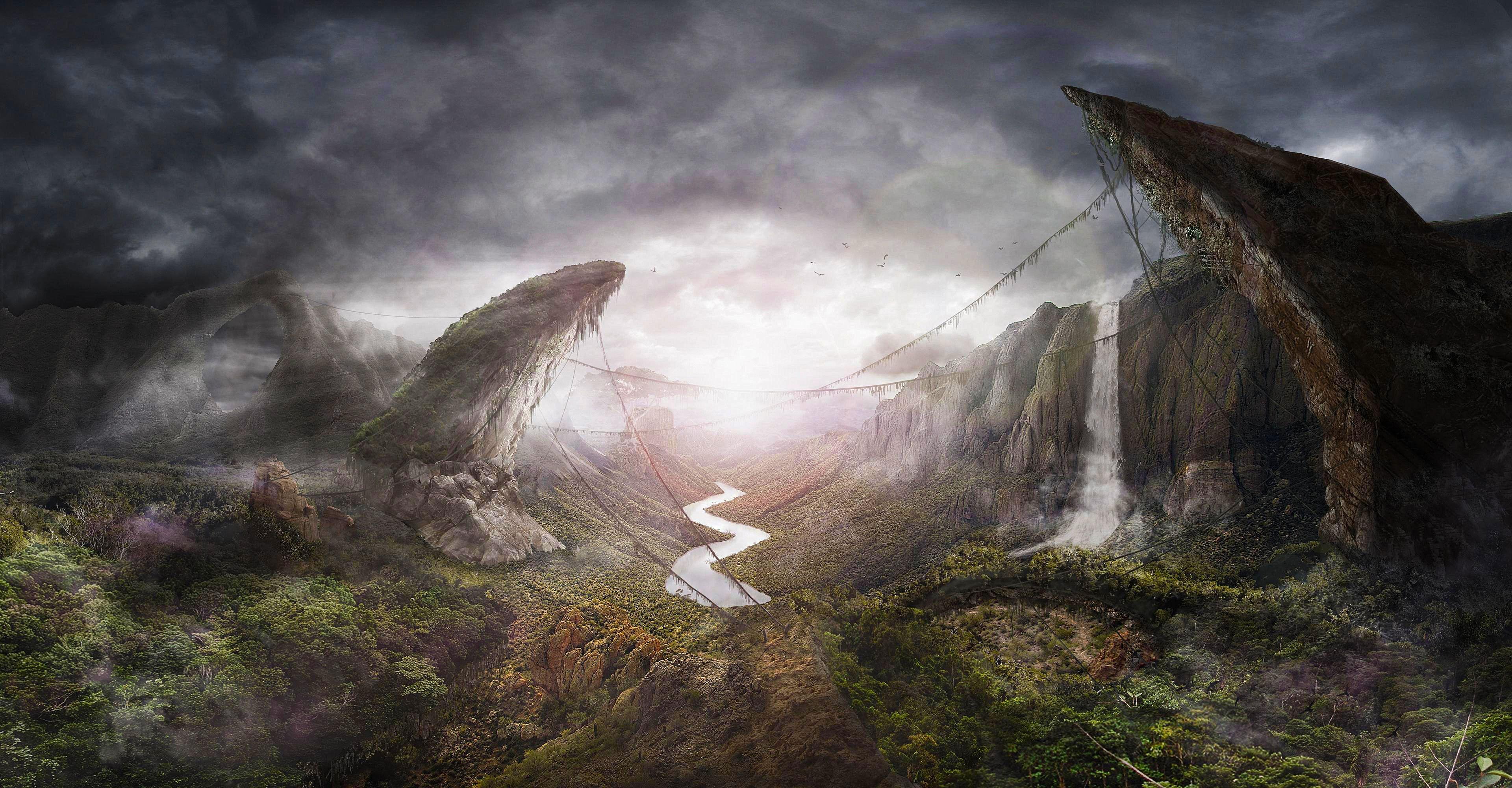 Immagini spettacolari della natura paesaggi for Foto spettacolari per desktop