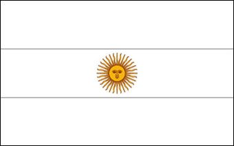 Argentina Flag Download Picture Of Blank Argentina Flag For Kids