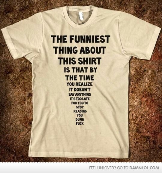 I want one minus the swearing The Funny, Beatles, Laugh Out Loud, I