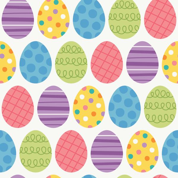 Easter #Pattern
