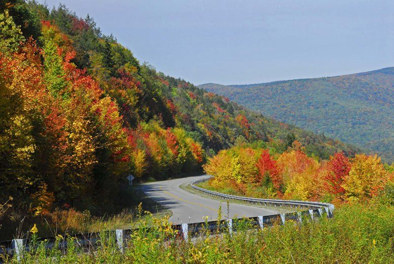 Highland Scenic Highway, West Virginia | West virginia tourism ...