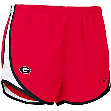 04571ebfad5e Nike Georgia Bulldogs Women's Tempo Short | My team | Gym shorts ...