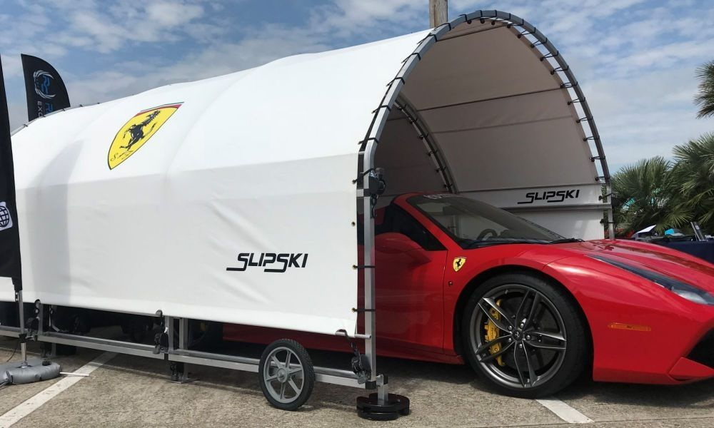 Portable Garages & Car Canopies are gaining popularity ...