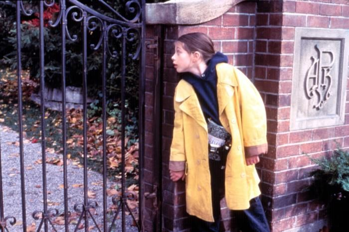 Harriet the Spy. I wanted to be her when I grew up. Expert Spy. Pulitzer Prize winning author.