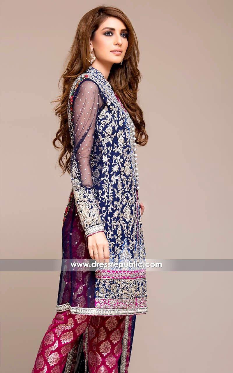 Buy Zainab Chottani Party Wears Wedding Guest Dresses 2017 In Usa Uk Canada Australia Saudi Arabia South Africa Coral Dress Dresses Australia Partywear