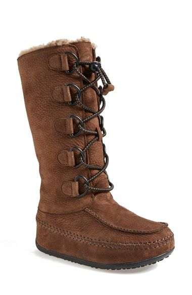 5e1a6348583 FitFlop  Mukluk  Tall Boot (Women) available at  Nordstrom
