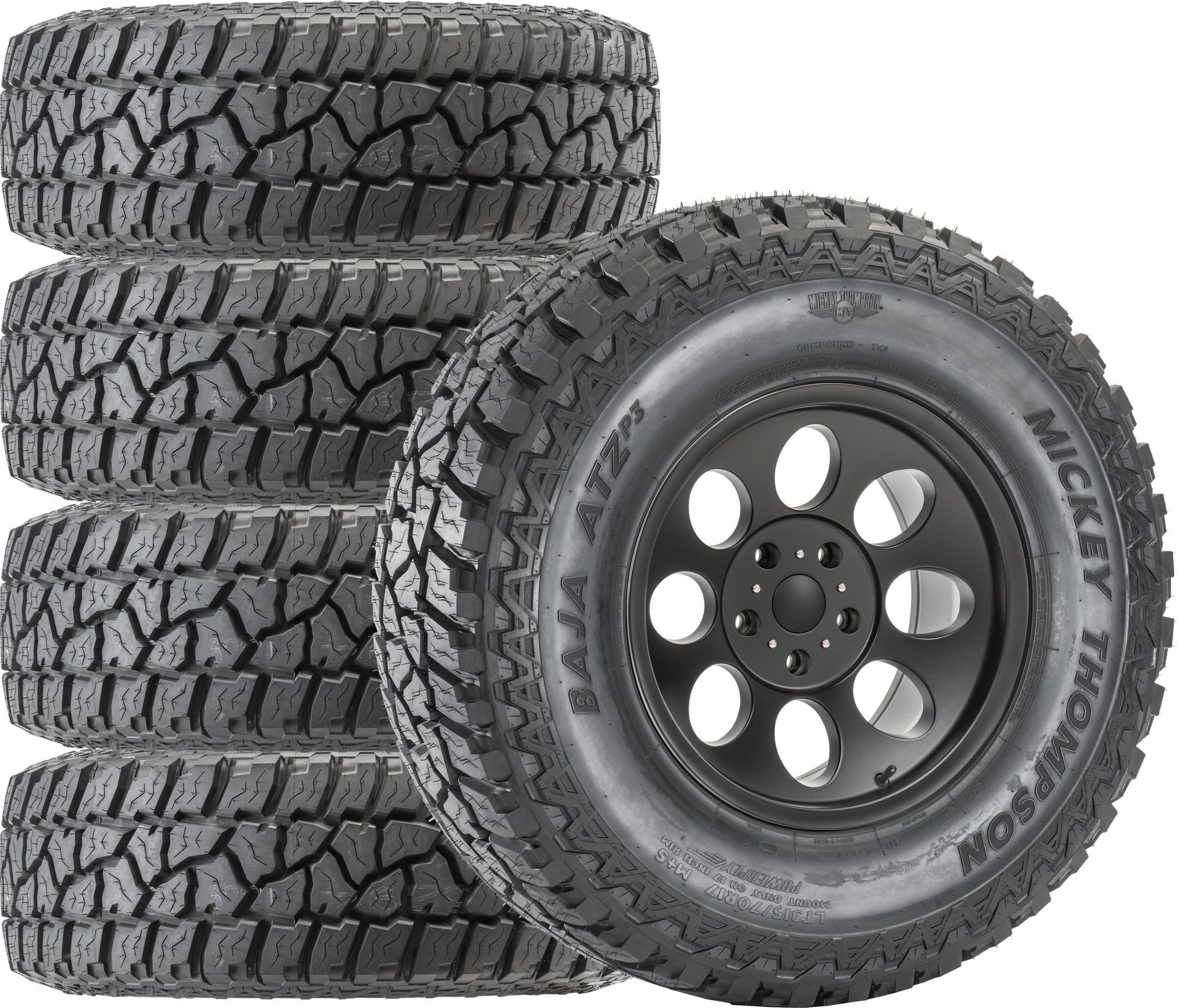 Jeep Wheel Tire Packages Quadratec >> Quadratec And Mickey Thompson Have Teamed Up To Deliver This Popular