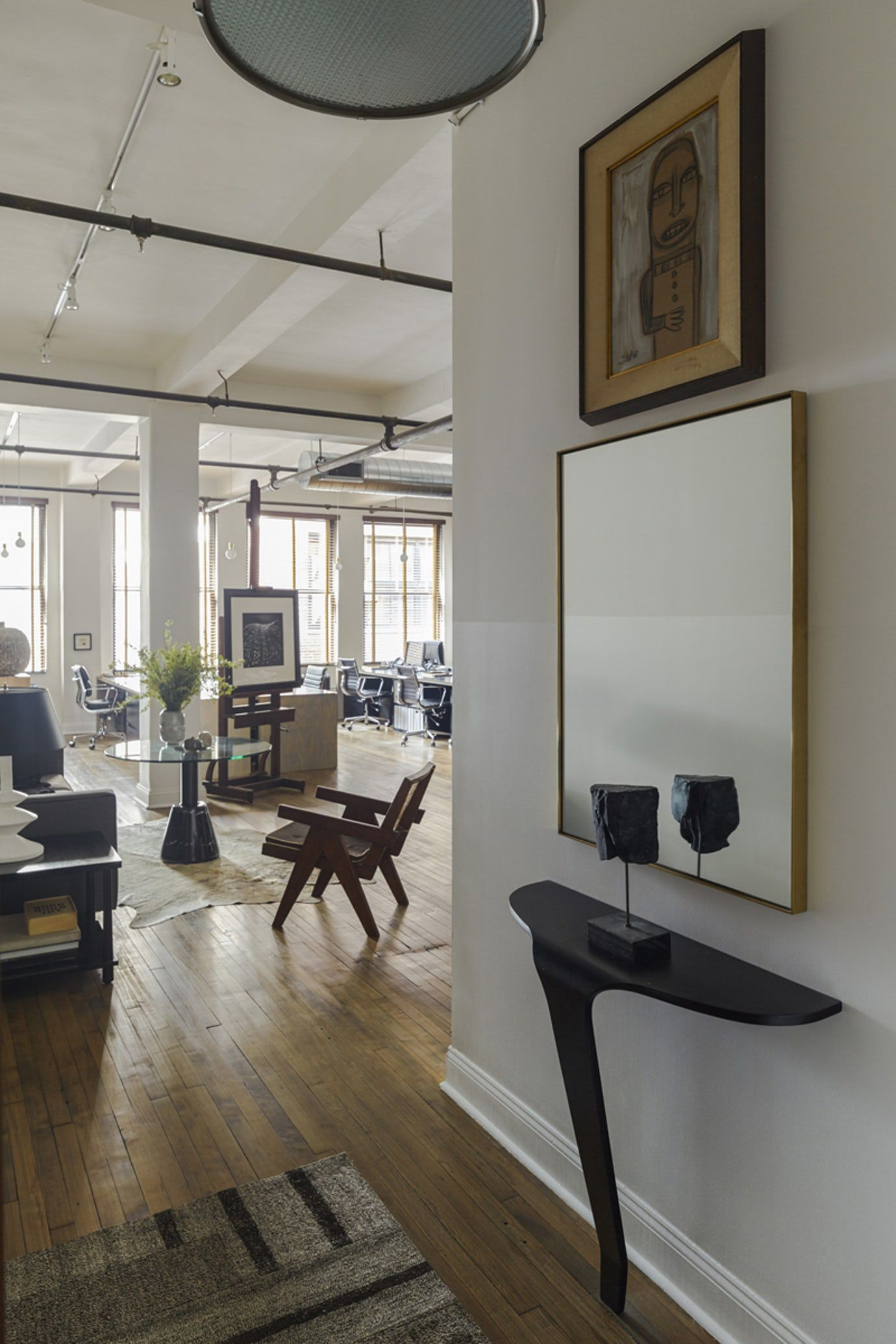 Neal Beckstedt Nyc Studio Space Home Office Commercial Modern