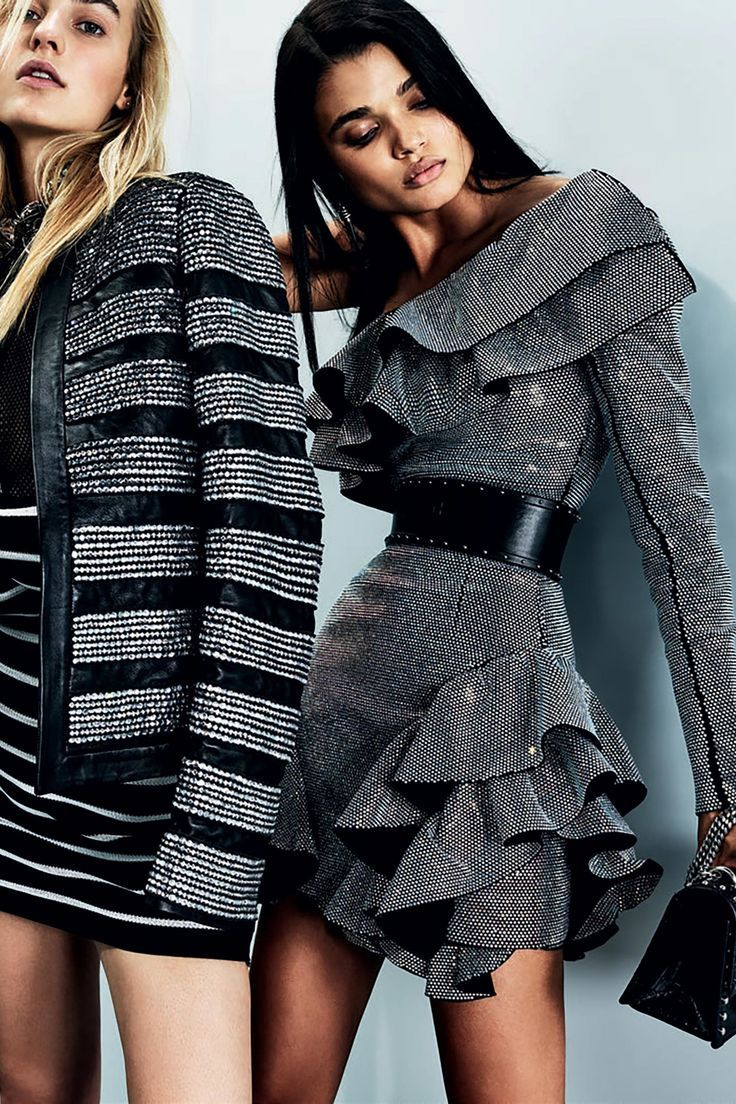 Balmain resort fashion show tap the link now and see amazing