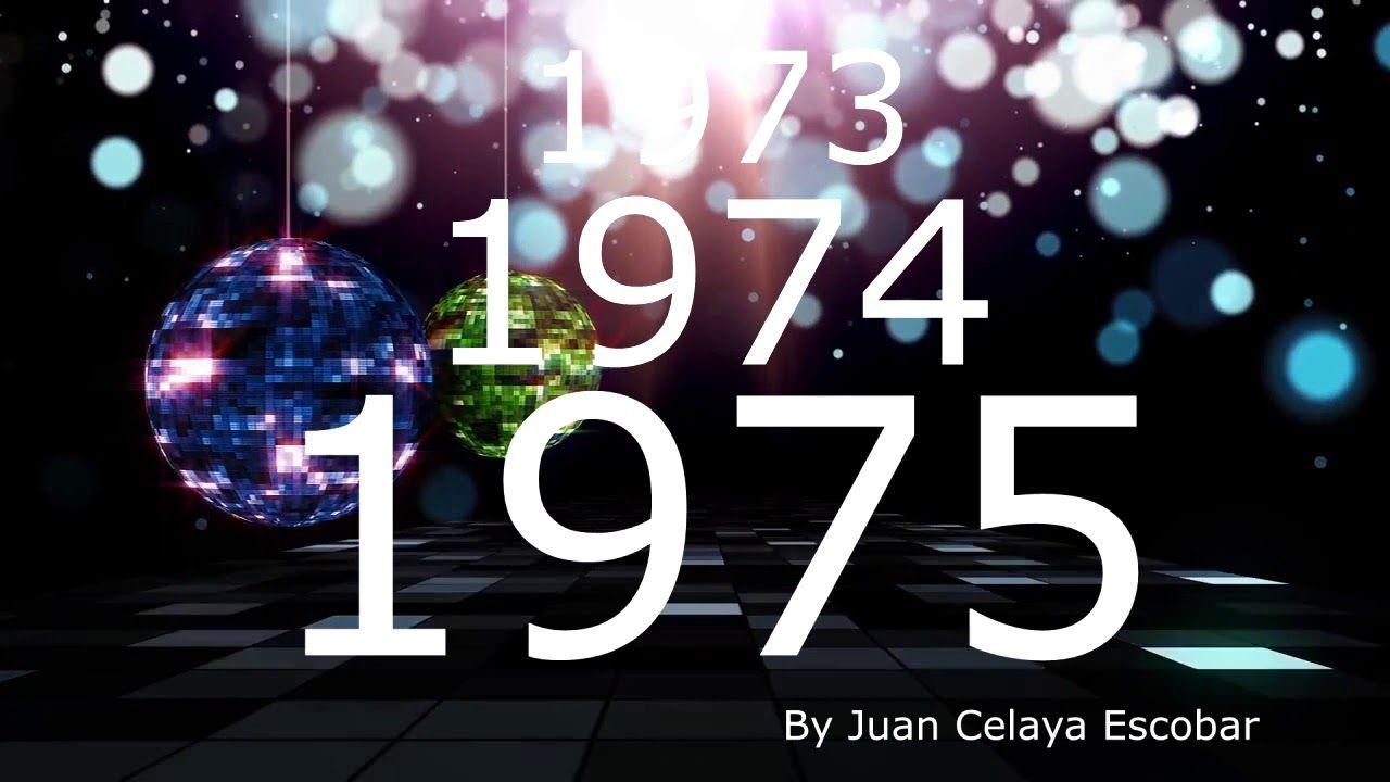 Musica Disco 1973 1974 1975 Zene