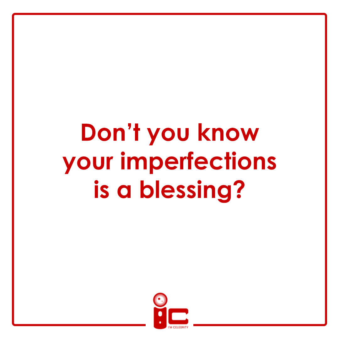 Don T You Know Your Imperfections Is A Blessing – Kendrick