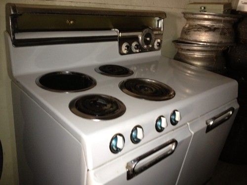 1950s General Electric Stove – Wonderful Image Gallery