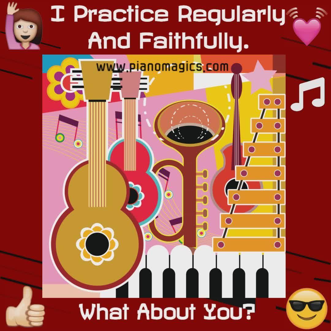 Practice Piano Guitar