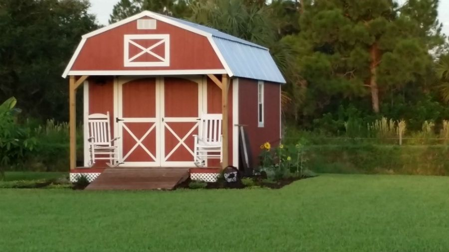 Pin by South Country Sheds on