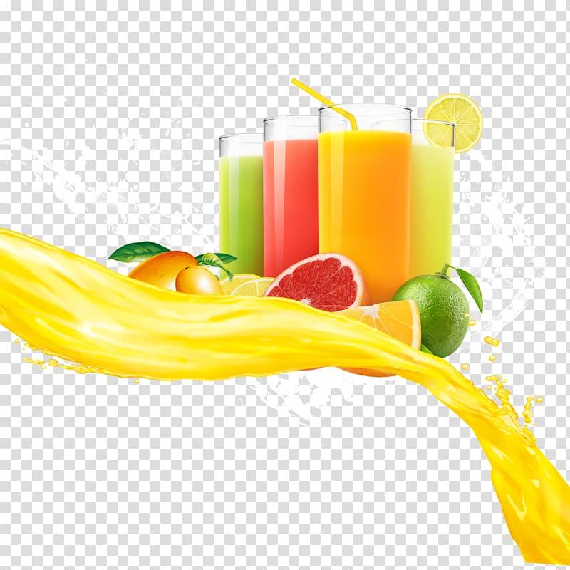 Orange Juice Soft Drink Cocktail Tea Fruit Juice Transparent Background Png Clipart Fruit Shakes Apple Juice Smoothie Orange Juice Smoothie