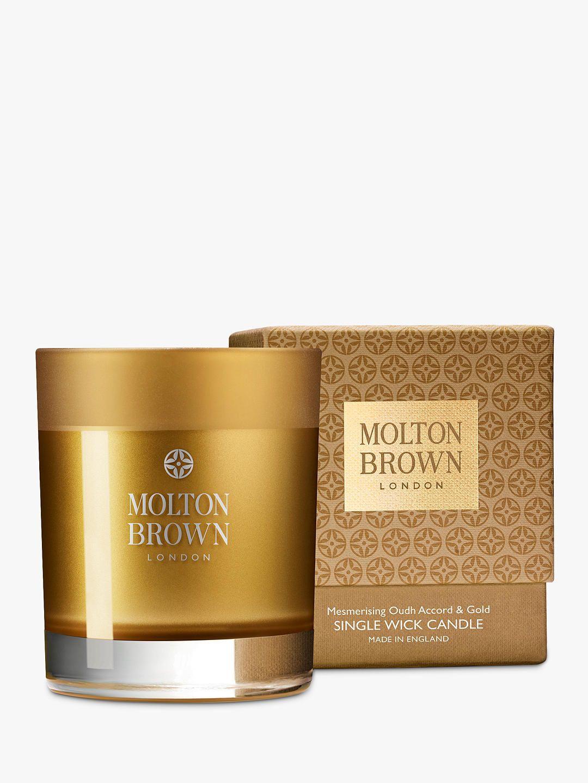 Molton Brown Single Wick Candle 2015 Vintage Elderflower