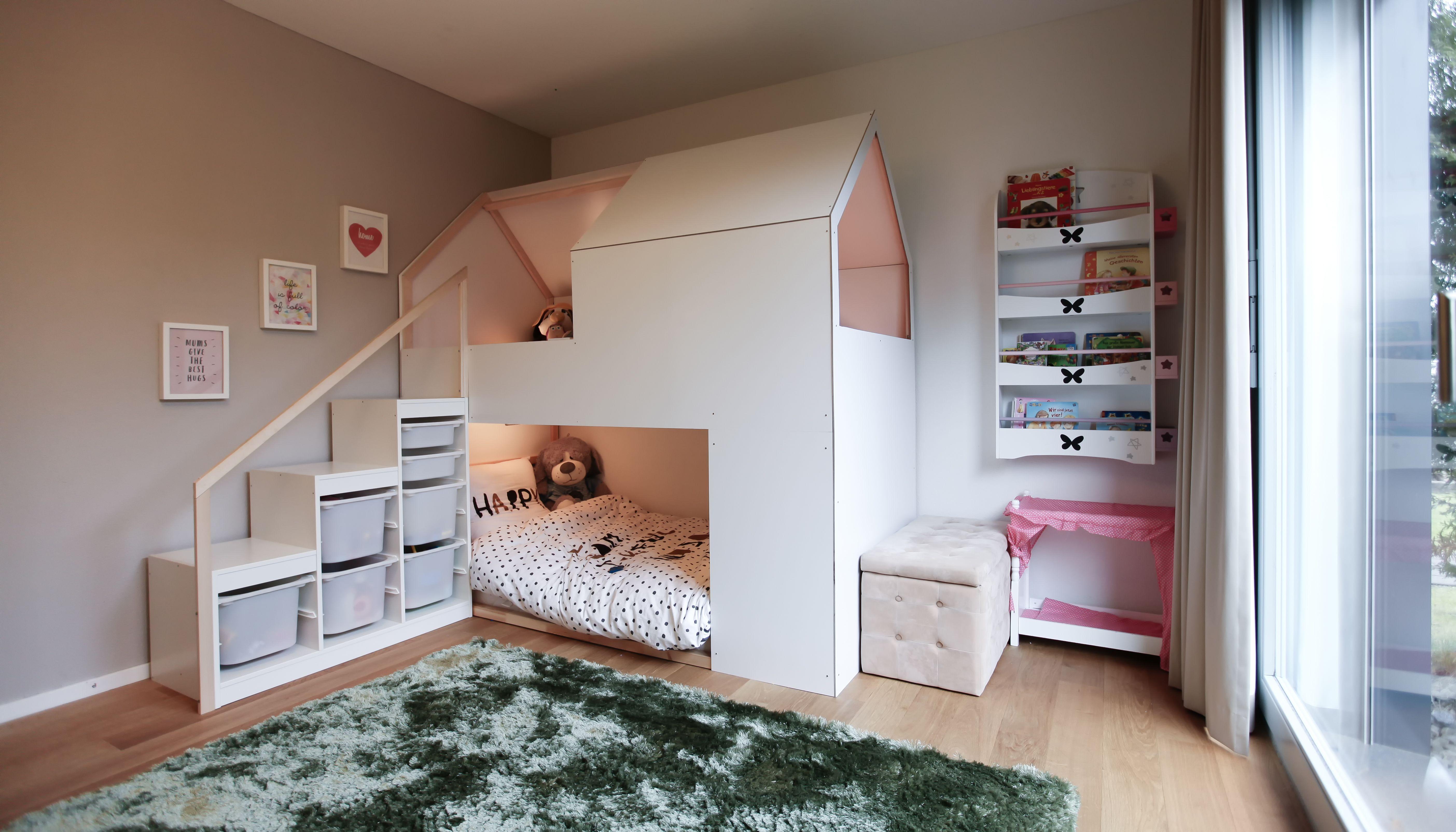 Schlafzimmer Einrichten Mit Kinderbett