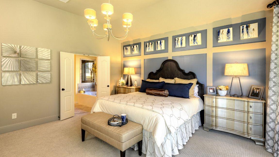 Plan 5687 Master Bedroom Plan 5687 Master