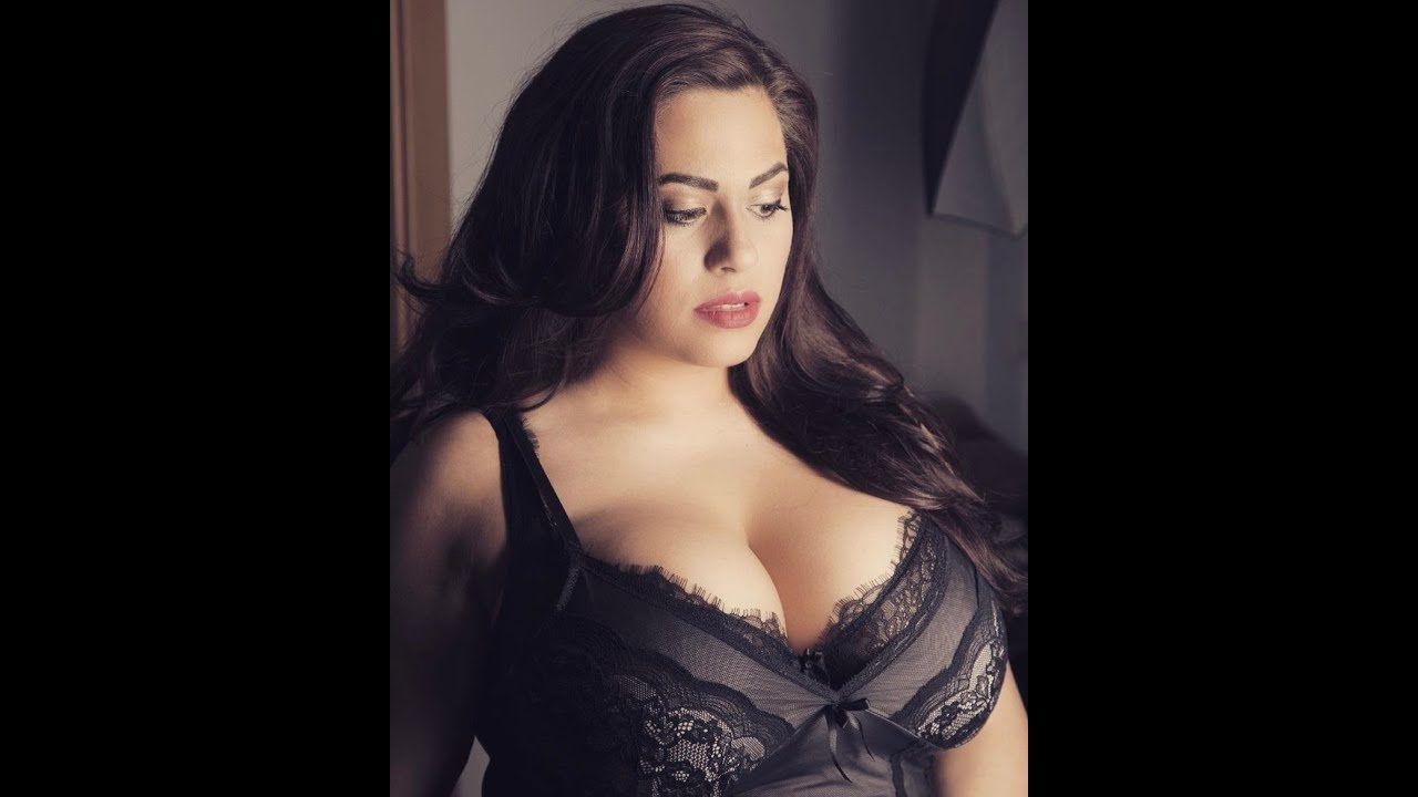 f5405a11687 Costina Ana Maria - Most Beautiful Plus Size Model - Plus Size Curves  Fashion Style - YouTube