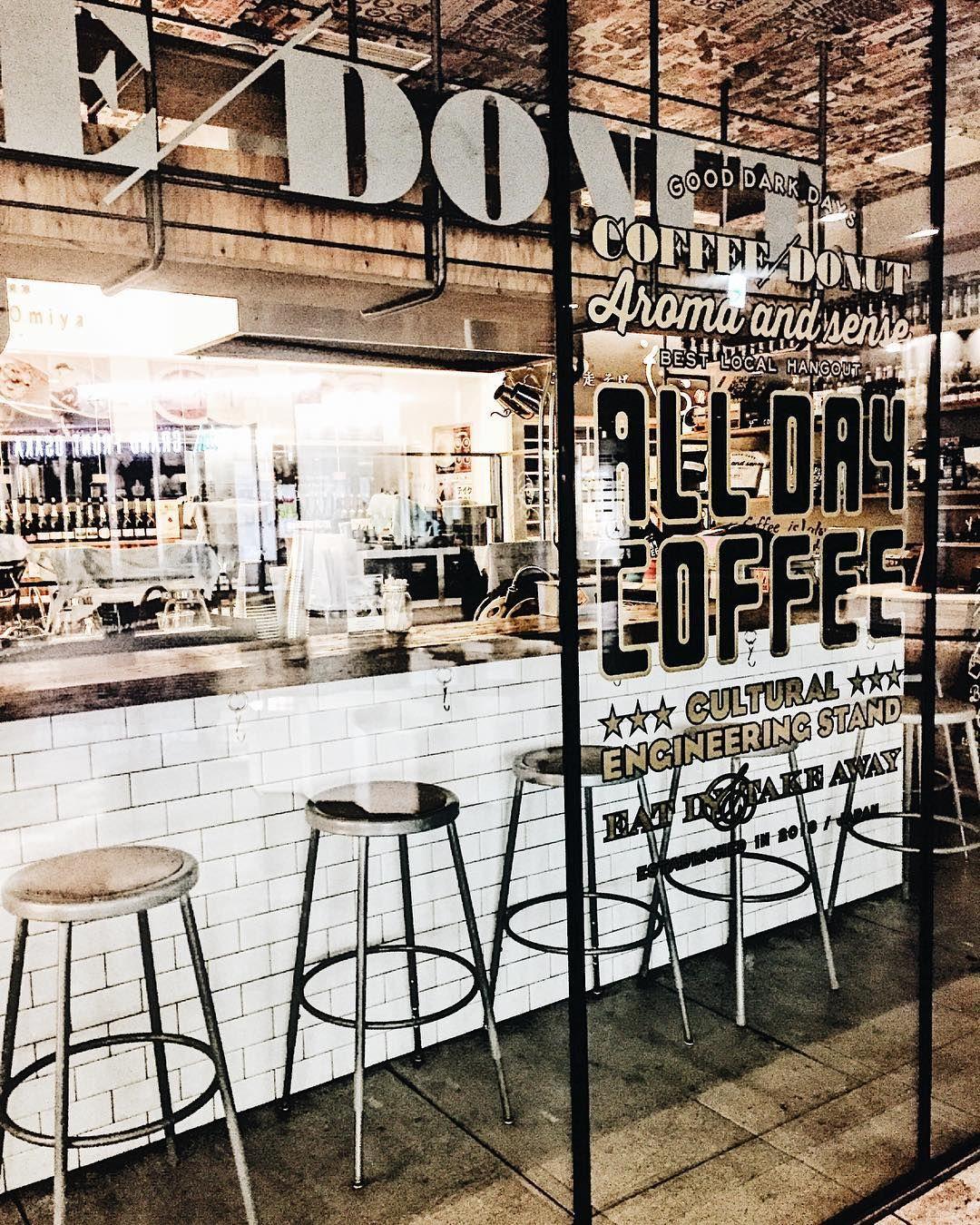 大阪観光をおしゃれに彩る 梅田周辺のおすすめ コーヒースタンド カフェ 7選 Retrip リトリップ コーヒースタンド コーヒーカップ おしゃれ カフェ