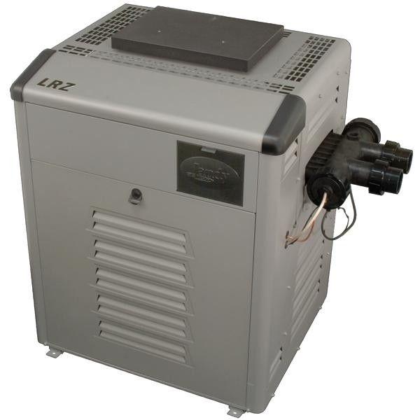 Jandy 125000 BTU Natural Gas Electronic Heater - Heaters - Equipment - Discountpoolsupply.com