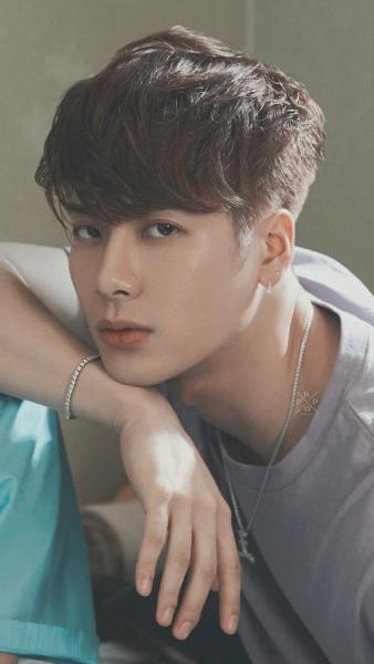 Lockscreen Jackson Wang Tumblr In 2020 Got7 Jackson Got7 Aesthetic Jackson