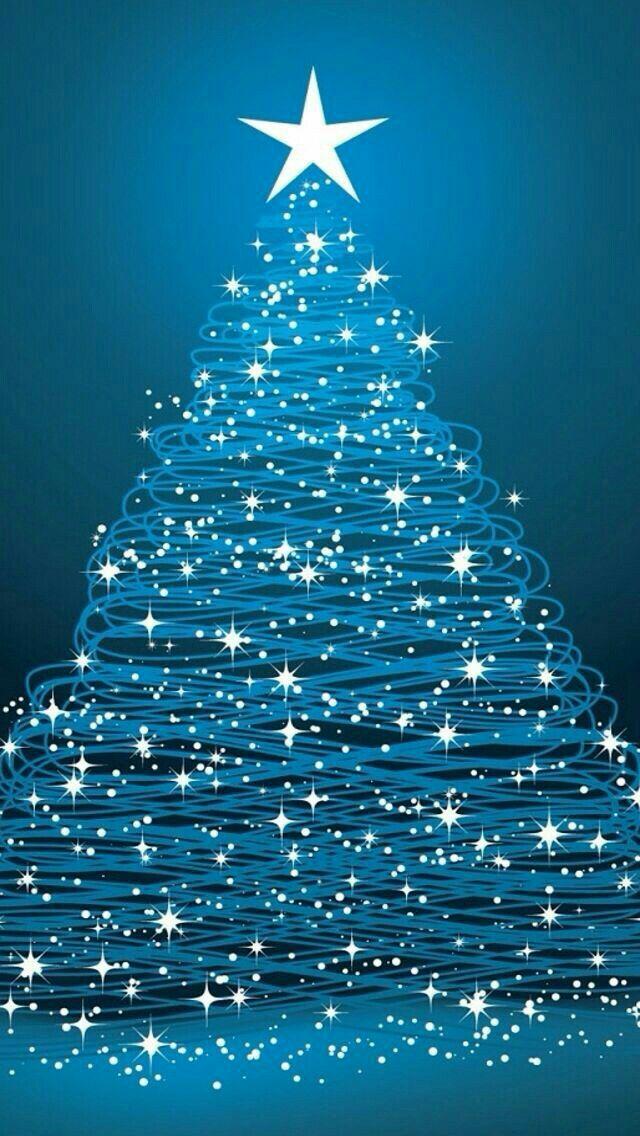 Pin De Azu Velazquez En Navidad Fondo De Pantalla Navidad Fondos De Pantalla Arboles Fondo De Pantalla Navideno Arbol de navidad azul wallpaper