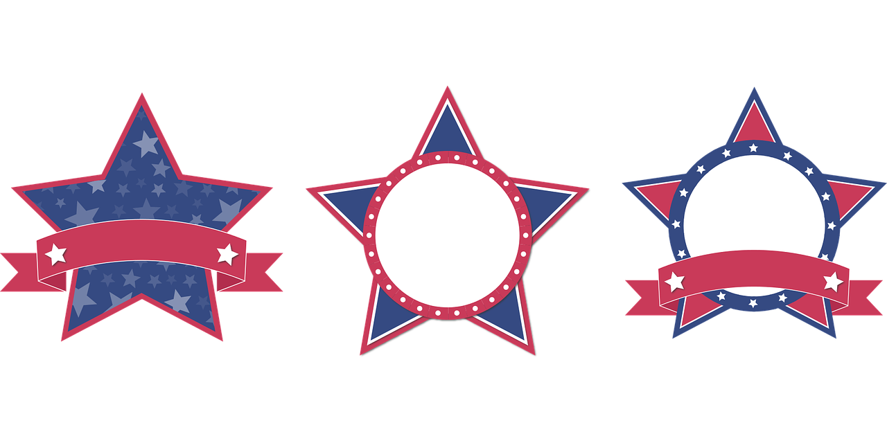 Free Image On Pixabay Stars Burst Sale Banner Red Independence Day Images Love Png Sale Banner
