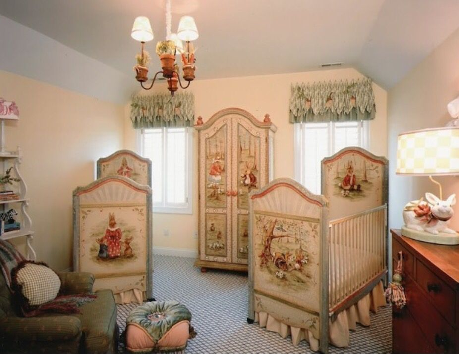 Babykamer Beatrix Potter With Images
