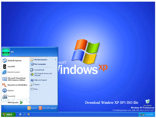 Window Xp Sp3 Activated Iso Free Download Windows Free Download Windows Xp