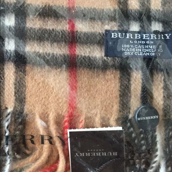 burberry 100 wool scarf