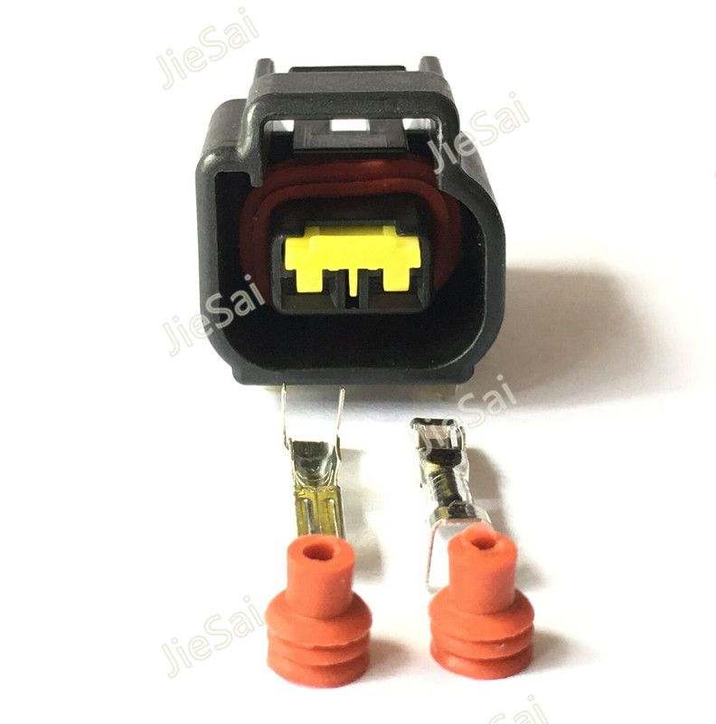 Furukawa Fw C 2f B 2 Pin Ignition Coil Automotive Connector Wire Harness Female Waterproof Plug For Ford Focus Ignition Coil Ford Focus Light Accessories