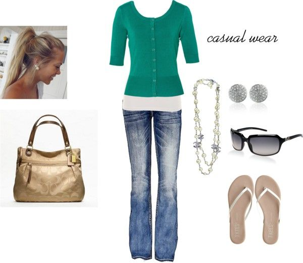 """casual wear"" by headams2001 on Polyvore"
