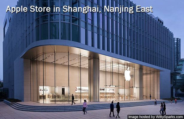 Apple ordered to remove 'obscene content' by Chinese Govt