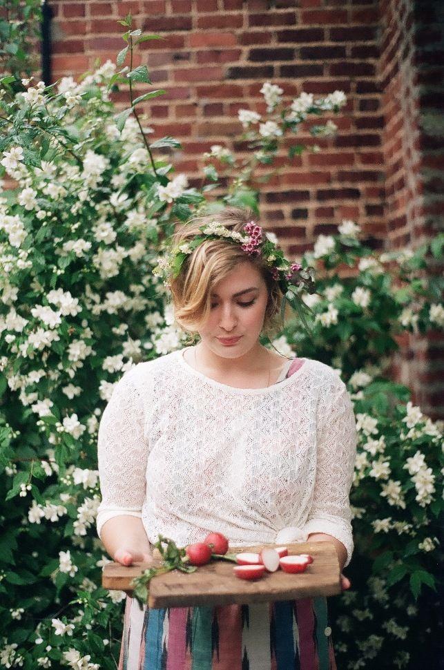 GOLDMINE Kinfolk Flower Potluck Charlotte via Film