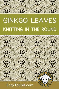 Kniting in the round - Knitting Stitch Patterns | Knit ...
