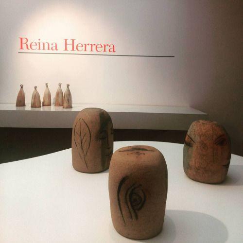 Expo de Reina Herrera en u