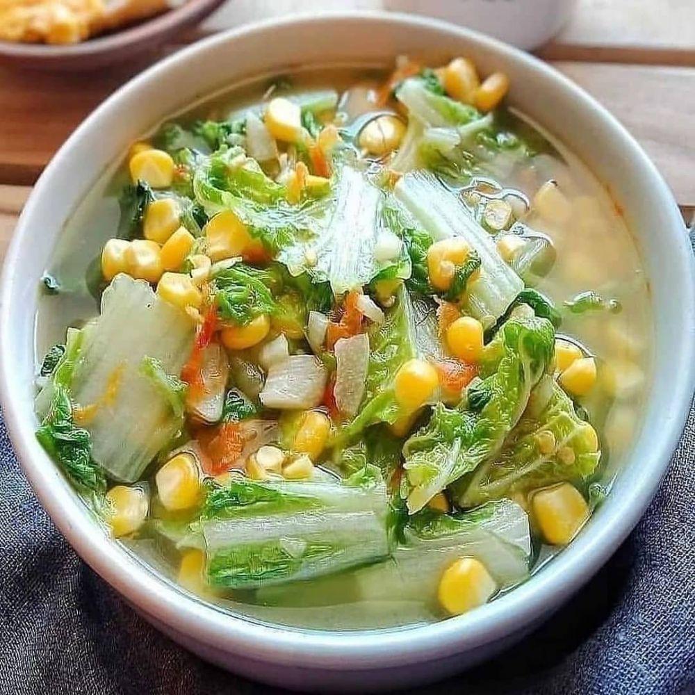Resep Sarapan Anak Kos C Instagram Resep Masakan Masakan Masakan Vegetarian