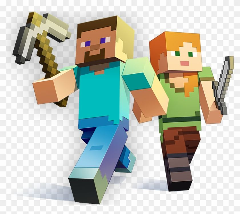 minecraft steve transparent png