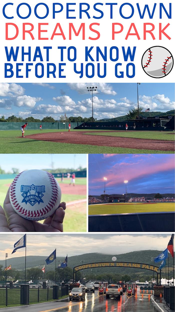 Cooperstown Dreams Park Tips Cooperstown Baseball Tournament Guide In 2020 Cooperstown Dreams Park Baseball Tournament Cooperstown