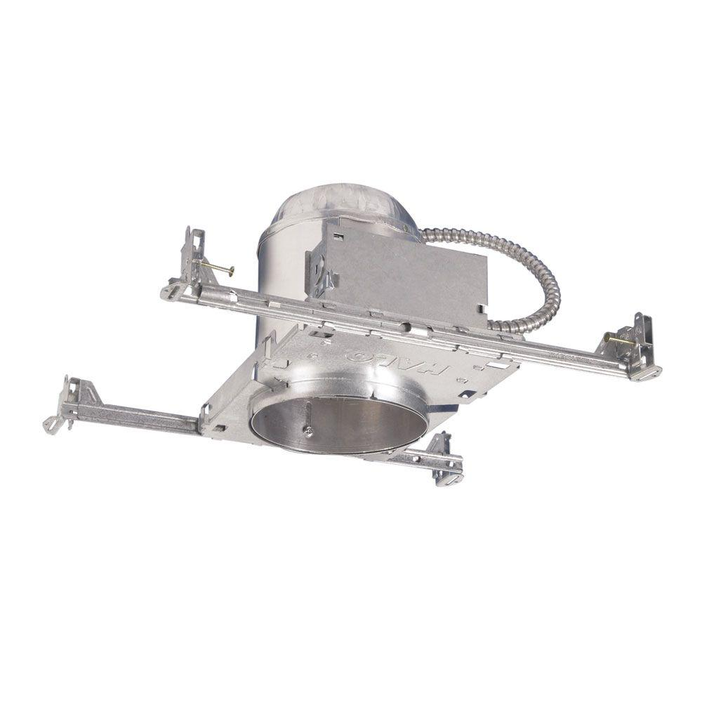 Halo H7 6 In Aluminum Recessed Lighting Housing For New
