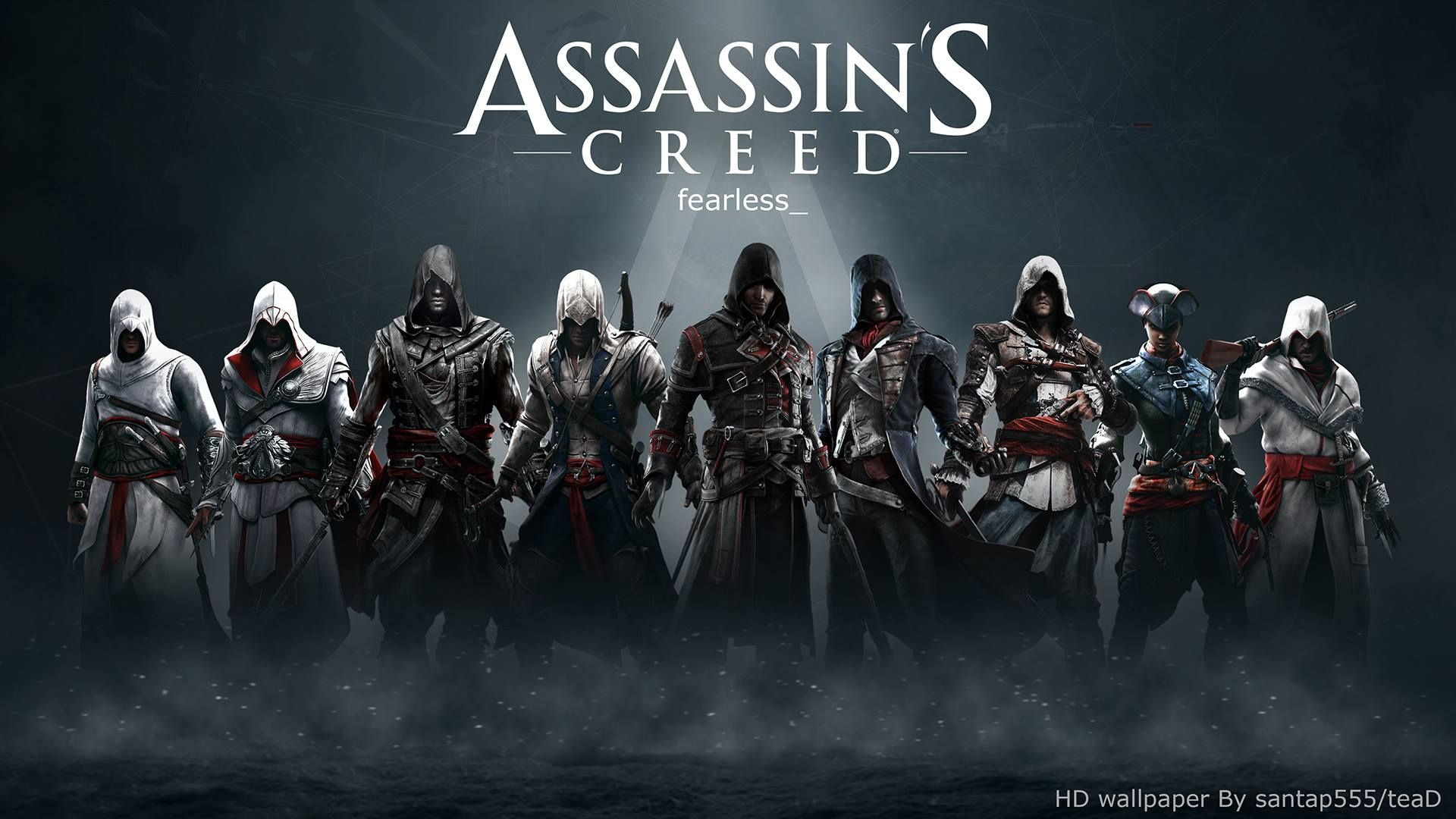 Brotherhood Assassin S Creed Hd Assassin S Creed Wallpaper