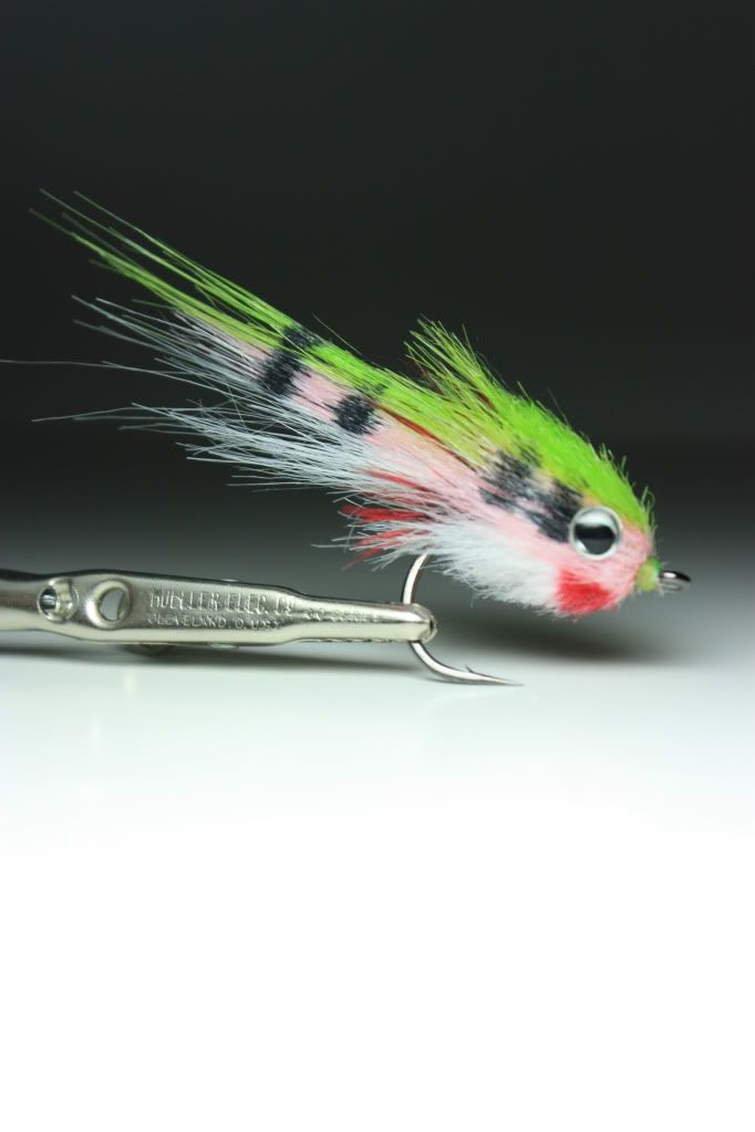 Step By Step All About Craft Fur Warmwater Species Fly Tying